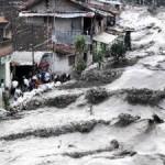 Banjir Lahar Dingin, Satu Rumah Hanyut