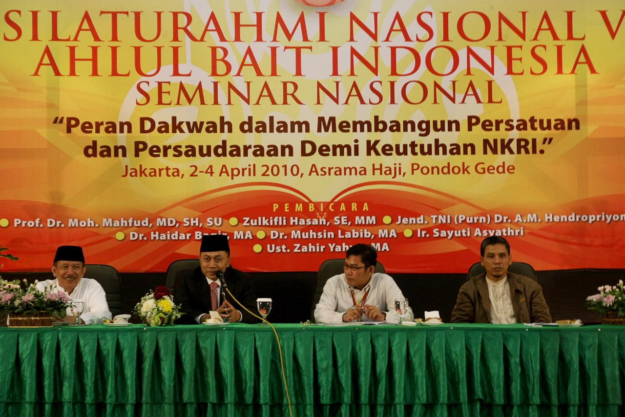 Sejarah Ahlulbait Indonesia