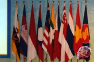 ASEAN Bersama Merah Putih Berkibar di Rumania