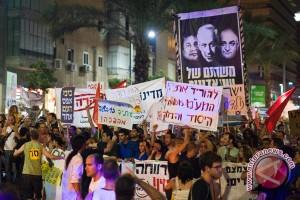 Israel Diguncang Demonstrasi Besar