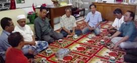 Silaturahmi ABI Sulsel dengan Tarekat Khalwatiyah Syeh Yusuf al-Makassari