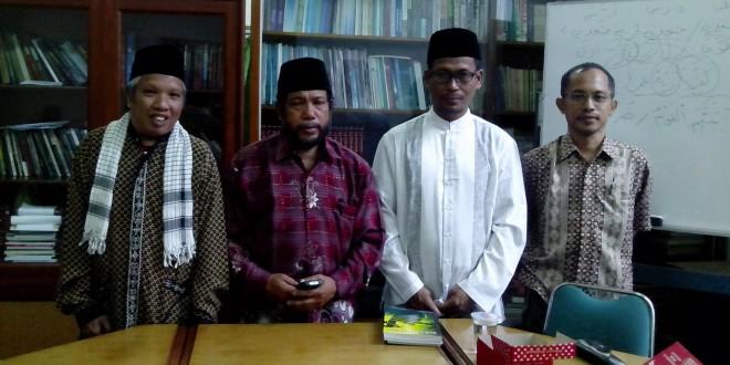 Pengurus Wilayah ABI Kunjungi MUI Provinsi Sulawesi Selatan