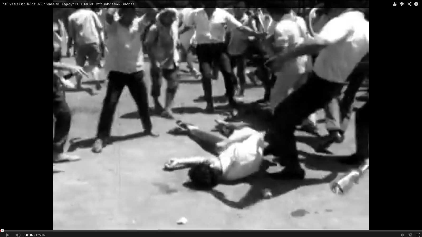 Film 40 Years of Silence: Suara korban pembantaian 65 - 66
