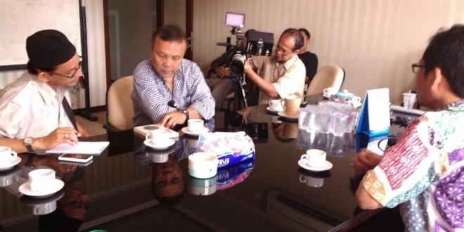 Astro TV Malaysia Berkunjung Ke DPP ABI
