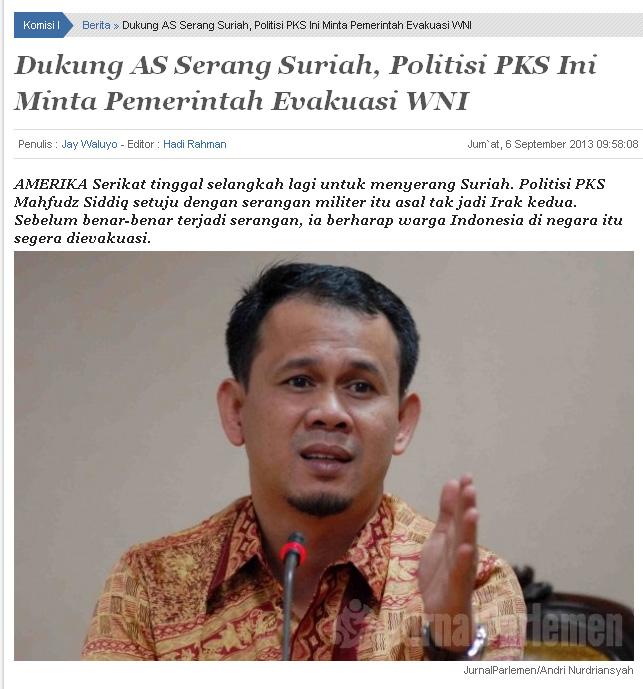 politisi PKS