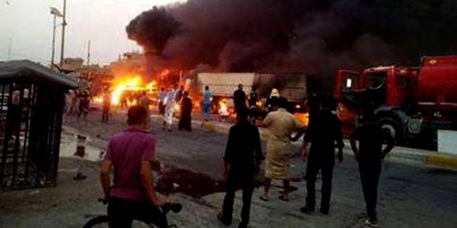 Sembilan Bom Hantam Permukiman Syiah di Baghdad, 30 Tewas