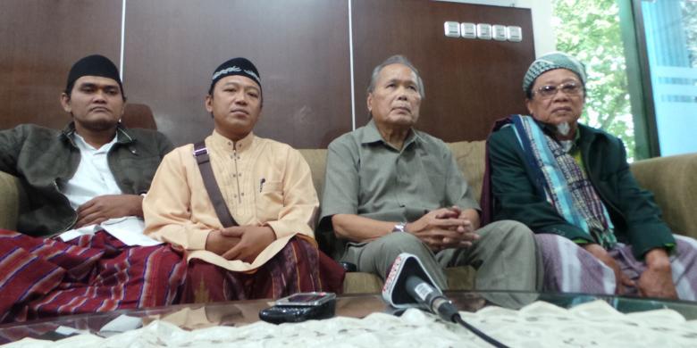 Islah Sampang dan Watimpres Albert Hasibuan