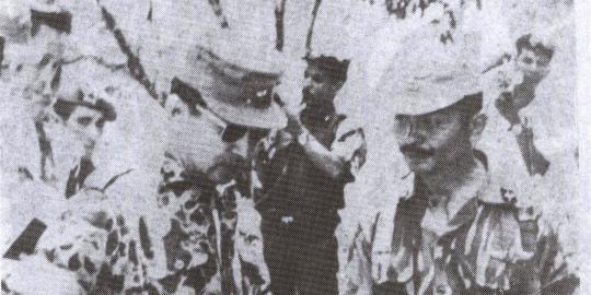 Mahasiswa tuntut pelurusan sejarah 30S PKI & Kesaktian Pancasila