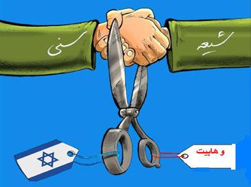Wahabi dan Israel bekerjasama memecah Sunni-Syiah