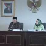 Ketua MPR (Mbah Darto): Pemerintah Wajib Belajar Islah!