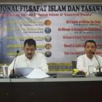 Seminar Nasional Filsafat Islam dan Tasawuf