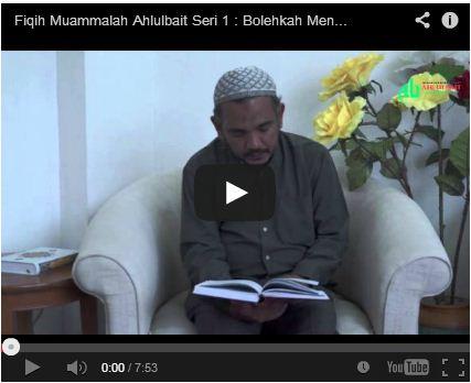 Fiqih Muammalah Ahlulbait Seri 1 : Bolehkah Mengkonsumsi Produk Zionis?