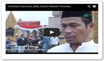 Ahlulbait Indonesia Ziarah ke Makam Pahlawan Kalibata