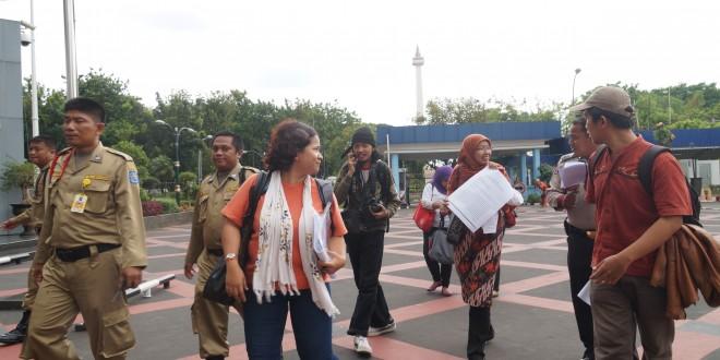 Tuntut Pembatalan Perda Diskriminatif Jaringan Perempuan Datangi Mendagri