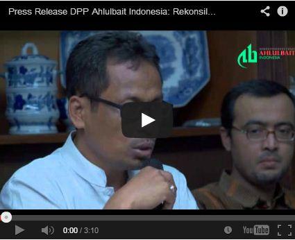 ABI: Rekonsiliasi Kasus Sampang Setengah Hati