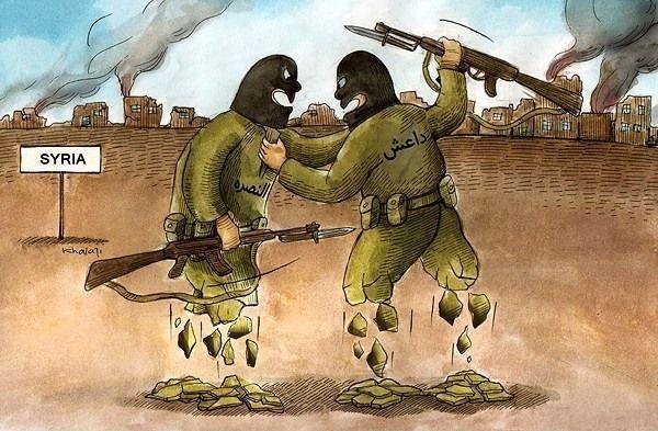 Parasitisme Takfiri (Bagian Kedua): Belati di Leher al-Qaeda