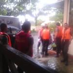 Relawan HIKDMAT di banjir Jepara
