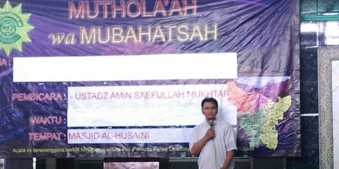 Aktivis Persis: Rasionalitas dan Akhlakul Karimah, Sendi Dakwah Islam