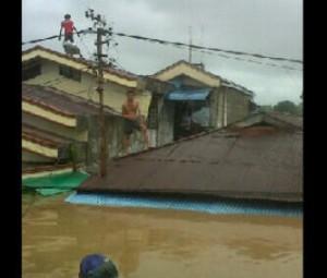 Banjir Manado yang Menyatukan Warga