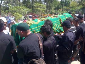 Pemakaman Habib Lukman Bilfaqih