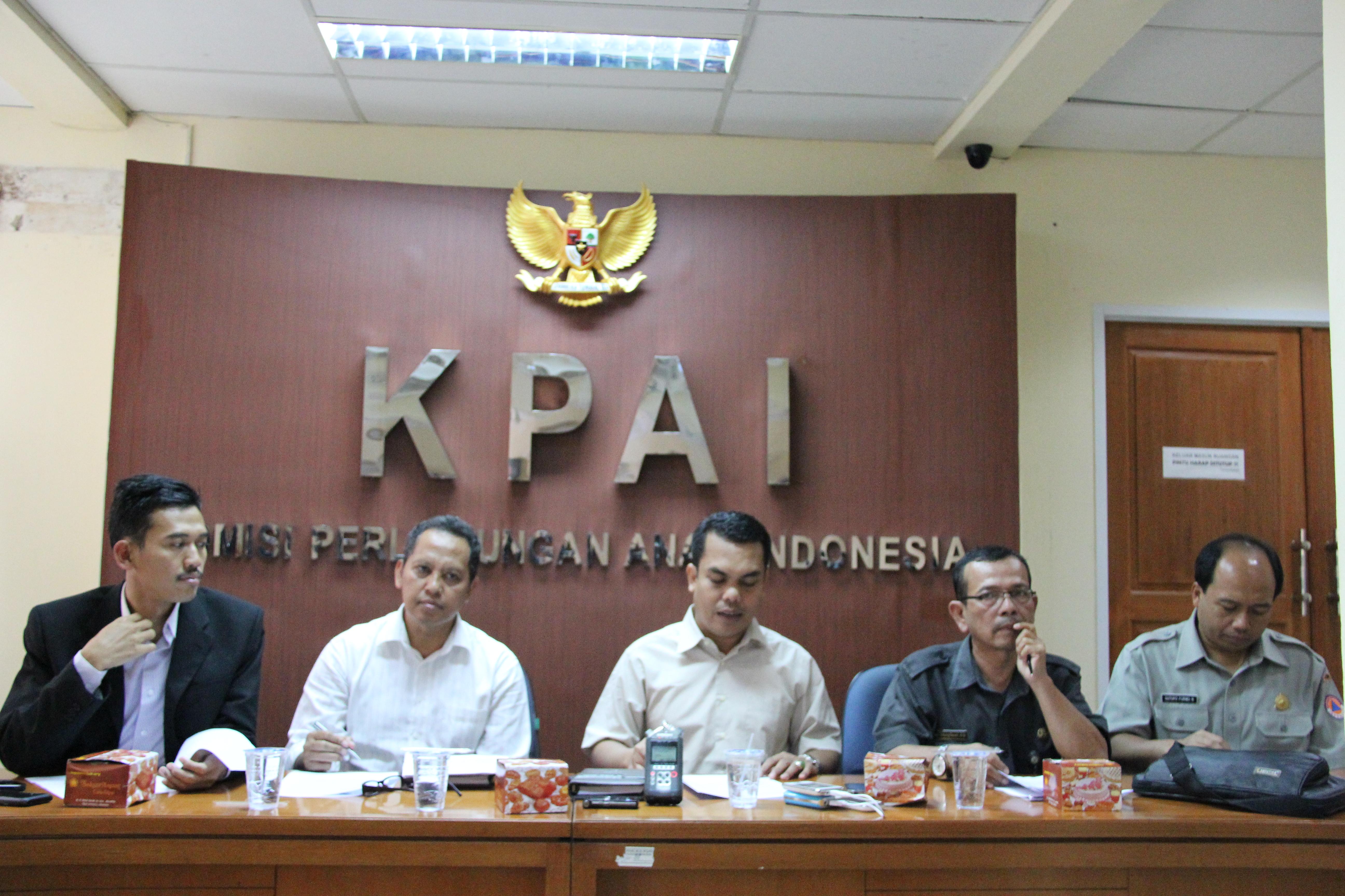 KPAI Komisi Perlindungan Anak Indonesia