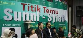 Dialog GusDurian: Sunni-Syiah Wajib Bersatu