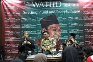 Jalaluddin Rakhmat dan Zuhairi Misrawi