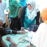Pengobatan Gratis Pasca Banjir