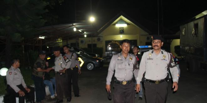 ISIS Indonesia Kepung Polsek Bekasi Selatan