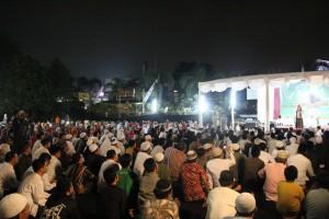 Maulid Nabi di Bekasi bersama Haddad Alwi