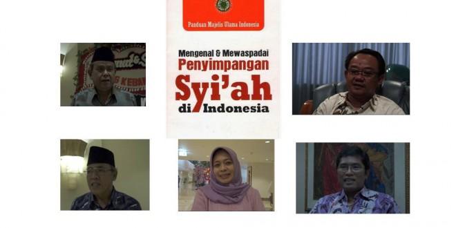 Agamawan, Aktivis dan Akademisi Menyoal Keabsahan Buku MUI