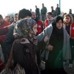 Evakuasi Warga Homs