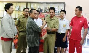 Solidaritas Pemuda Mahasiswa Peduli Bencana Manado (SPMPBM)