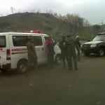Ambulan Ahlulbait Indonesia Tembus Puncak Kelud