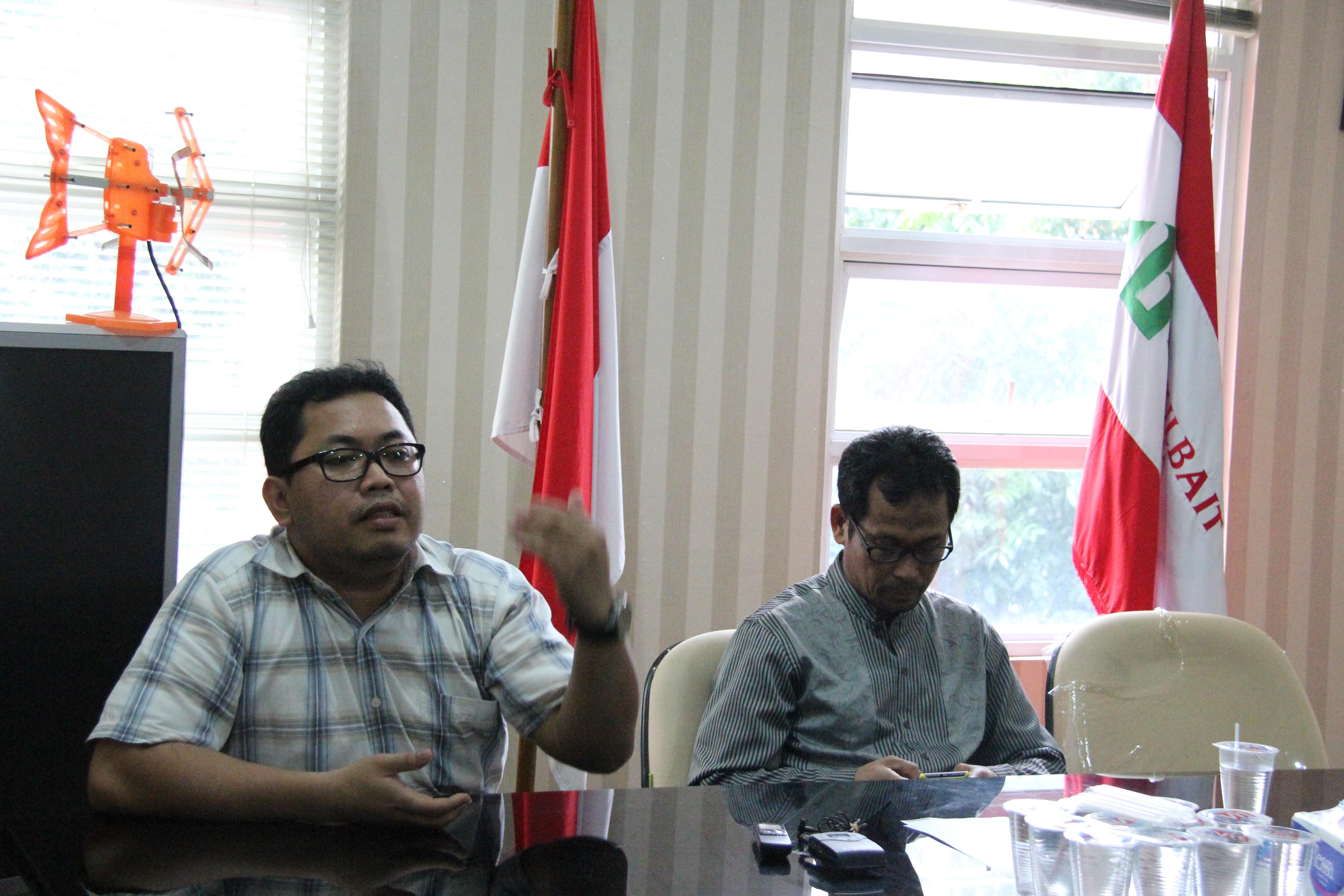 kantor DPP Ahlulbait Indonesia