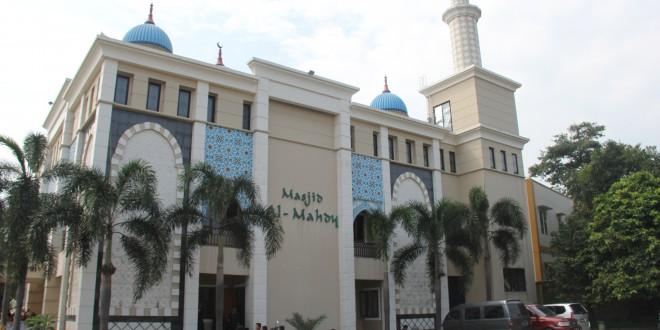 Al-Mahdy: Masjid Muslim Segala Golongan