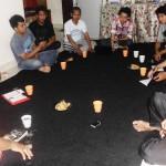 Diskusi HMI-MPO dan DPW ABI Sulawesi Tengah