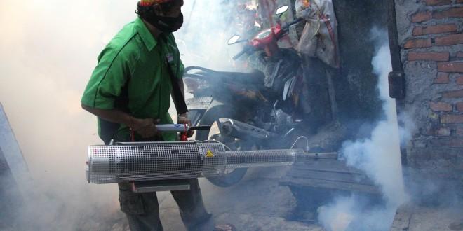 Aksi Fogging ABI: Bantu Masyarakat Cegah Demam Berdarah