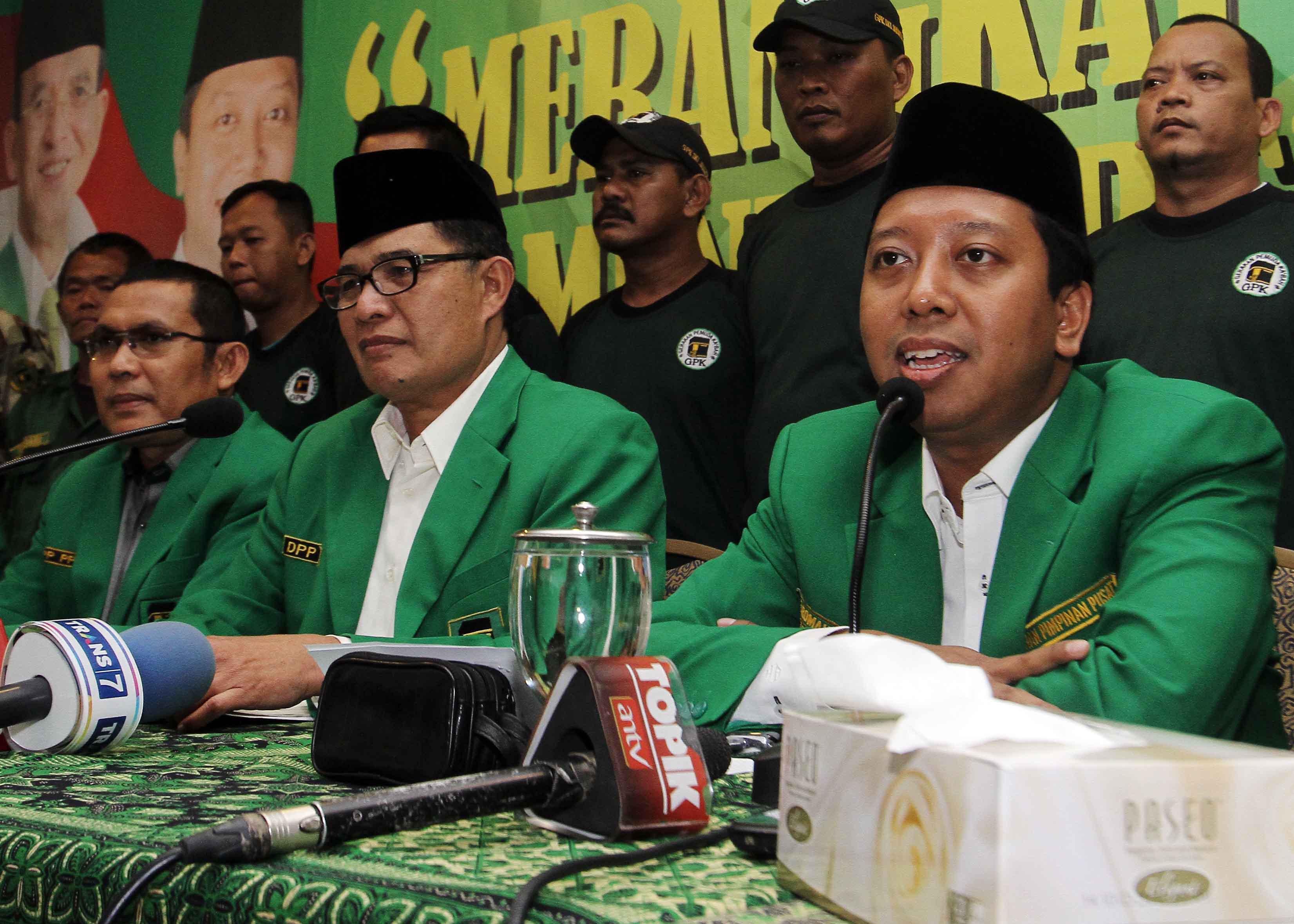 PPP: Kami Bukan Partai Eksklusif