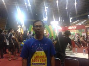 Ketua Panitia Jakarta Book Fair