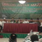 Dialog Antar Mazhab di Balikpapan