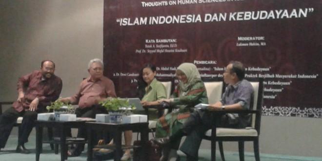 Islam Indonesia Di Tengah Budaya Materialisme dan Fundamentalisme