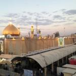 Kemeriahan Nisyfu Sya'ban Kota Najaf