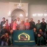 Aksi Istiqamah Permabi: Merajut Ukhuwah dengan Bebersih dan Memakmurkan Masjid