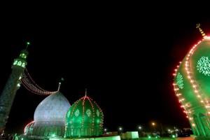 Lampu di masjid-masjid