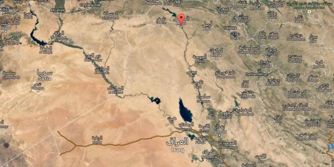 Laporan Lanjutan dari Najaf, Irak