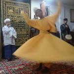 Tari Sufi: Serasa Tenang dan Kadang Bagai Terbang