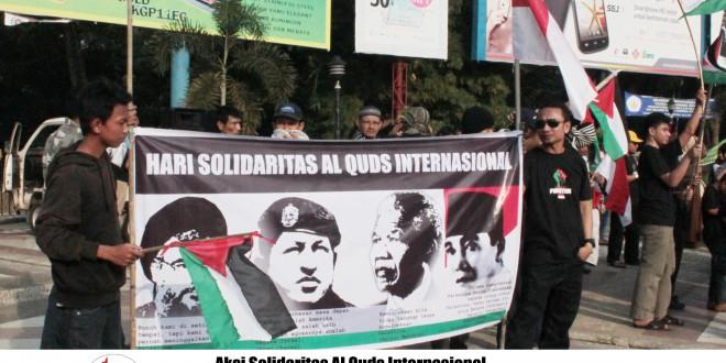 Berita Foto: Al-Quds Day Pontianak