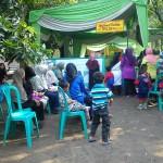Pengungsi Sampang Pilih Presiden