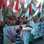 Semarang Pekikkan Anti Zionis Israel!